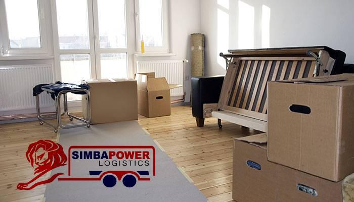 Furniture Hoisting Services Johannesburg